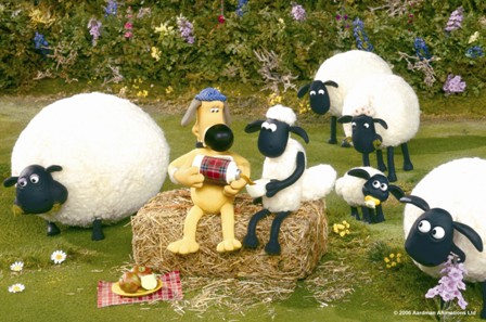 Shaun The Sheep « Sebuah Perspektif Sederhana
