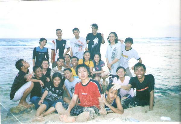 Pantai Ngobaran, 2005
