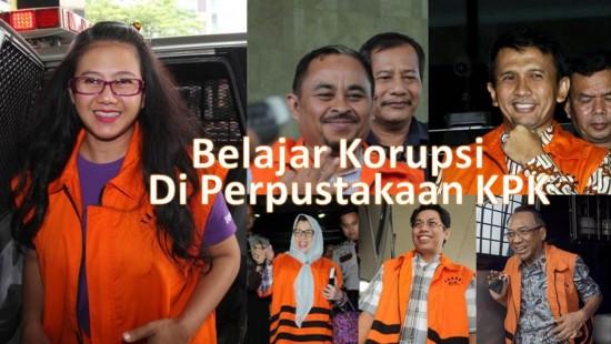 Belajar Korupsi