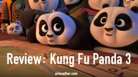 Reviu Kung Fu Panda