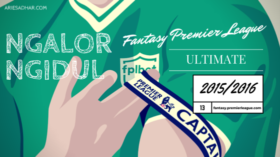 Ngalor Ngidul Fantasy Premier League Ultimate 2015/2016